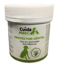 Protector dental con alga parda